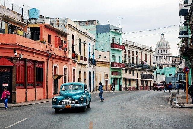 Passer des vacances insolites dans le territoire cubain