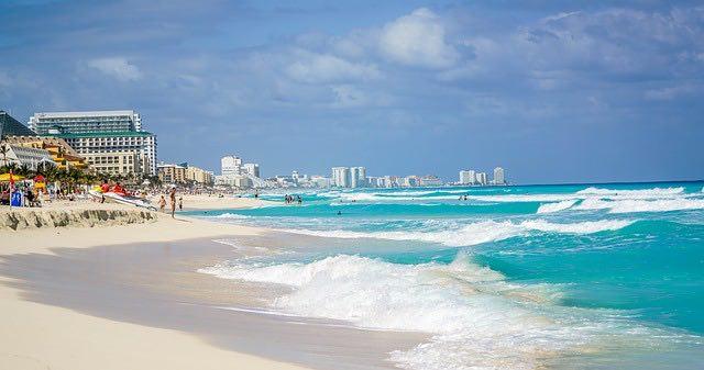 Cap vers 3 belles plages du Mexique
