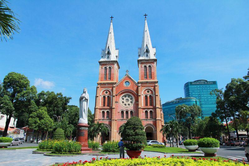 Découverte de la ville de Ho Chi Minh Saigon